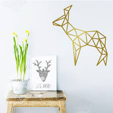 high quality geometric vinyl wall decals promotion shop for high