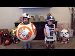 bb 8 and r2 d2 star wars toddler halloween costumes 11 steps