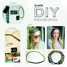 jeweled headbands diy jeweled headband hearts