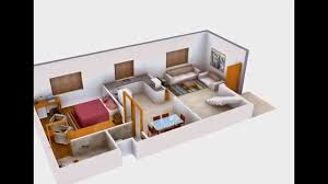 house plan 3d interior rendering of house floor plans youtube max