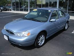 1998 ford contour information and photos momentcar
