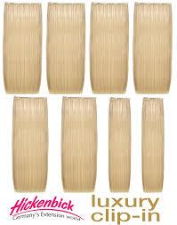 hickenbick extensions luxury clip in extensions hickenbick hair de