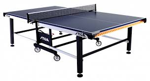 stiga deluxe table tennis table cover sts520 tennis table gametablesonline com
