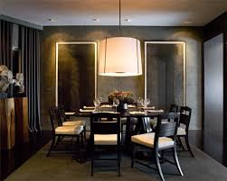 Contemporary Dining Room Lighting Ideas Cool 15 Adorable Contemporary Dining Room Designs Home Design