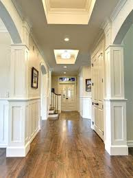 painting wood floor white novic me