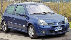 renault megane 2005 hatchback renault clio 2004