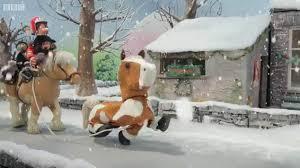 postman pat christmas panto horse postman pat wiki
