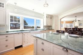 white kitchen cabinets with green countertops green granite countertops colors styles designing idea