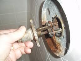 kohler shower faucet repair