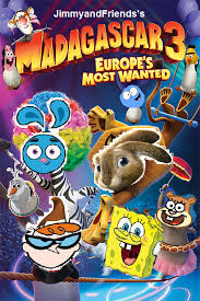 madagascar 3 europe u0027s wanted jimmyandfriends style