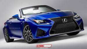 lexus usa rc lexus confirms gs f and rc f convertible gtspirit