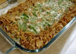 traditional green bean casserole recipe sparkrecipes