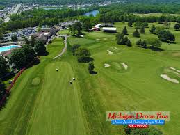 Photographers In Grand Rapids Mi Blythefield Country Club Michigan Drone Pros Photography