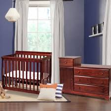 Emily Mini Crib by Mini Crib With Changing Table Shelby Knox