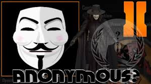V For Vendetta Mask Cod Black Ops 3 U0026 Advanced Warfare Anonymous V For Vendetta