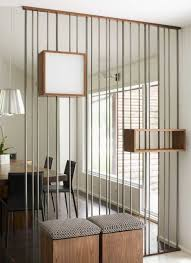 Rustic Room Dividers by Accessories Interactive Living Room Decoration Using Modern