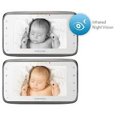 baby monitor black friday amazon com motorola mbp854connect dual mode baby monitor with