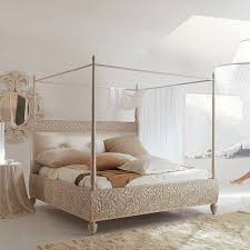 italian canopy bed canopy bed double traditional wooden 471 bizzotto
