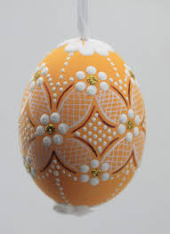 made easter eggs from the republic by czechegg on etsy