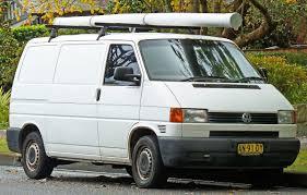 volkswagen transporter t4 wikipedia