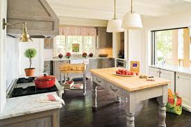 southern living kitchen ideas 21 darn country kitchens marble buzz