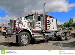 w900b kenworth trucks for sale classic kenworth w900b truck tractor in a show editorial