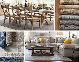 how to choose a rug how to choose the right rug for your space pottery barn