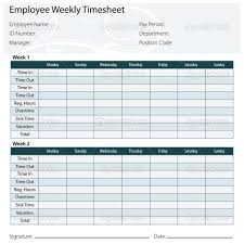 Accrual Spreadsheet Template Free Printable Timesheet Templates Timesheet Template Free Excel