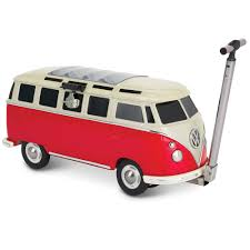 volkswagen old van the volkswagen panel van cooler hammacher schlemmer