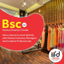 join fashion industry admission open for bsc in fashion interior