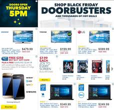 target black friday 2016 circular best buy u0027s black friday 2016 doorbuster ad circular released see