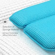 Cushion Sponge Material Comfortable Waterproof Pvc Foam Non Slip Bathtub Pillow Bath