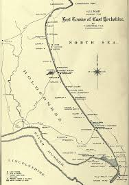 Yorkshire Map Withernsea Historical Maps