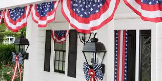 4th of July house decorations Happy 4th of July 2017