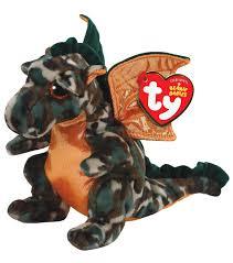 beanie babies online price guide ty beanie babies razor the camo dragon plush joann