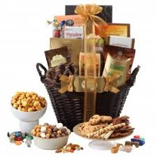 thank you basket thank you basket gifts to say thank you broadway basketeers