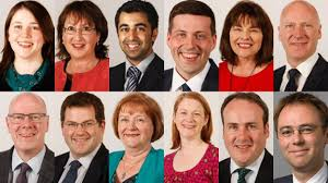 Central Cabinet Ministers Who Is In The 2016 Scottish Cabinet Bbc News