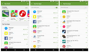 play store app free android play rolling out show installed apps toggle android