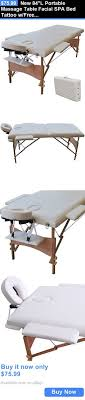 fold up massage table for sale massage tables and chairs new black 2 fold portable massage table w