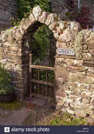 garden gate arch archway stock photos u0026 garden gate arch archway