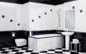 black white design bathroom white designs tiles orating classic design modest mat