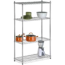 Shelving Units Honey Can Do Urban Shelving 4 Tier Adjustable Storage Shelving