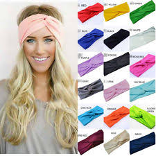 knotted headband knot headband hair accessories ebay