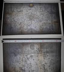 Poe Maps Psa Atlas Cloth Map Size Aprox 75 5cm 43 5cm Couldn U0027t Find