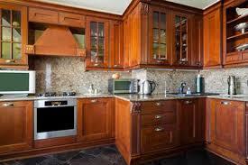 kitchen wooden furniture glass front cabinet styles lovetoknow