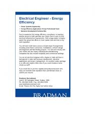 Resume Of An Electrician Recent Assignments Bradman Recruitment Group