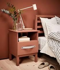 Ikea Tarva Nightstand Gorgeous Mid Century Ikea Tarva Hack By Petite Modern Life On
