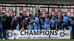 india vs sri lanka stats india win eighth successive odi