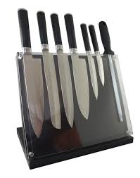laguiole kitchen knives laguiole by louis thiers artisan 8 knife block set by