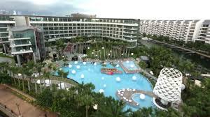 w singapore sentosa cove hotel tour youtube